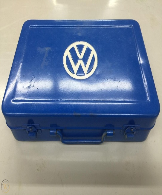 A picture containing text, blue, suitcase, container Description automatically generated